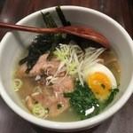 炎麺 - 東京塩ラーメン
