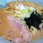 マリモ - 味噌ラーメン/800円