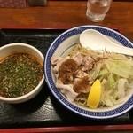 麺家くさび - 広島つけ麺