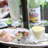 IL Rifugio Hayama - 料理写真:ランチの前菜プレート