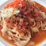 39194652 - ラグメントマト平麺