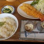 野島食堂 - 料理写真:浜定食