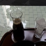 廚 菓子 くろぎ - アイスコーヒー(2015/6)