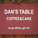 DAN'S TABLE - その他写真:看板