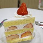 Fruit Full by ITAGAKI - 料理写真:イチゴショート