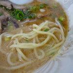 タマユラーメン 天龍 - 麺とスープ