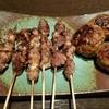 酉笑。 - 料理写真:つくね、純鶏、砂肝