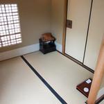菊乃井 - おへや2