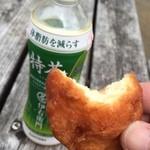 亀山パーキングエリア(上り線)売店 - さとしのドーナツ(^^)