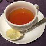イ・プリミ - 紅茶