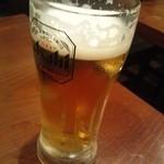 toridan - 生ビールはスーパードライ