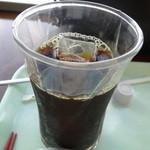 茨木スカイレストラン - アイスコーヒー