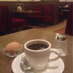 珈琲パパー - ホットコーヒー ¥380