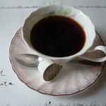 マジェンタ - こコーヒー(本日のランチメニュー)
