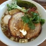 かじゅん - 玉醤油ラーメン