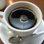 喫茶なつめ - 『喫茶なつめ』 温泉珈琲♪ 観海寺温泉を使った珈琲は飲みやすいです^^
