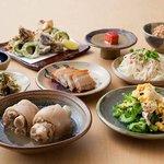 オーキッド - 琉球料理ブッフェ一例