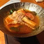鷹の庄 - トマト鍋