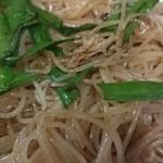 珍味亭 - 焼きビーフン