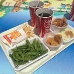 リゾ鳴尾浜 プールサイドレストラン - 料理写真: