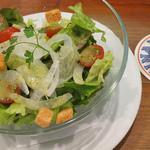 39211055 - いろいろ野菜のサラダ(\670)