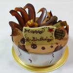 エコール・クリオロ - ゴールド会員用無料ケーキ(カフェプラリネ・ノワゼット)