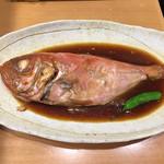 39211260 - 金目鯛煮付け1280円