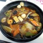 39212409 - えんや 「あんかけ焼麺」
