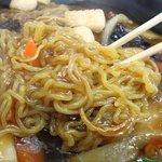 39212417 - えんや 「あんかけ焼麺」