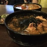 旬鮮炭家 幸 - 鮭茶漬け¥490