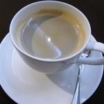 キャトル・ヴァン - コーヒー