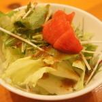 キッチン Oh!Way - サラダがつきます(2012/8)