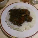 日本食堂 - 特選ハヤシライス