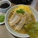 河童ラーメン本舗 - 料理写真:冷やしざる麺(並)
