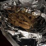 火の鳥 - きのこホイルバター焼き