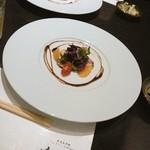 実松 - 前菜① 鴨