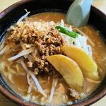不二乃 - 料理写真:北海道みそらーめん大盛