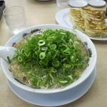 来来亭  - 料理写真:ラーメン+ネギ増し