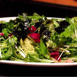 燦糺 - チョレギサラダ