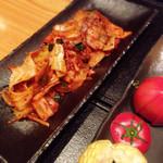 燦糺 - 豚キムチ