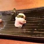 なかむら - 鶏前菜