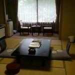 ホテル一井 - 西館のお部屋です。