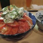 隼 - はやぶさサラダ(4種)