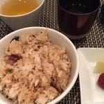 神戸プレジール - 〆の焼飯