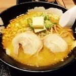 雪あかり - 札幌といえば味噌バターコーン!