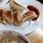 39218170 - タンギョウセットの餃子は大ぶりで腹いっぱい(2014/2)