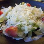 北の味紀行と地酒 北海道 - シーザーサラダ