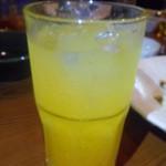 北の味紀行と地酒 北海道 - みかん搾りサワー