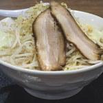 麺屋心 - フジヤマ大盛り  800円