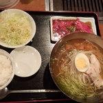 39220908 - 焼肉冷麺定食